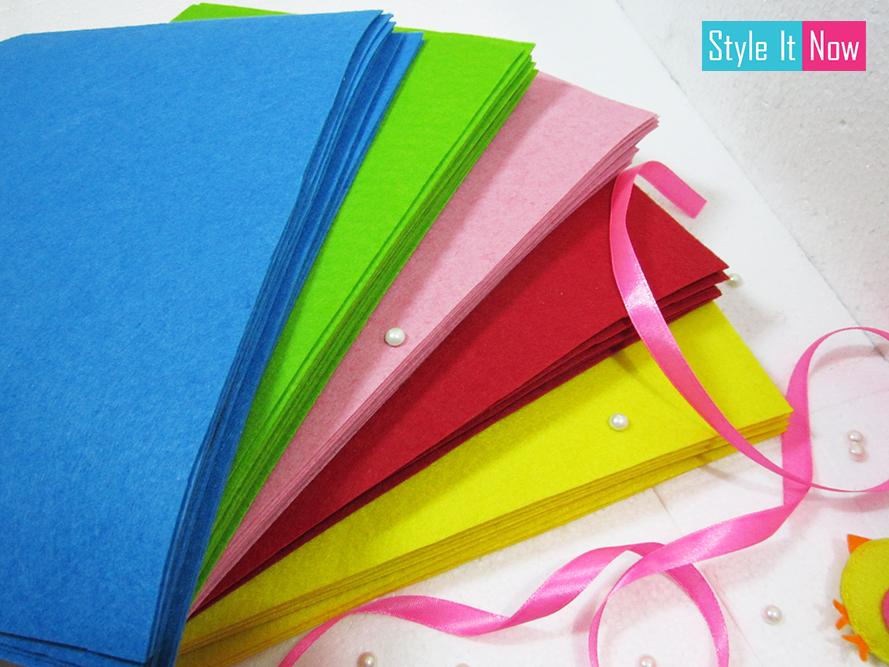Buy Crafts Felt Online India