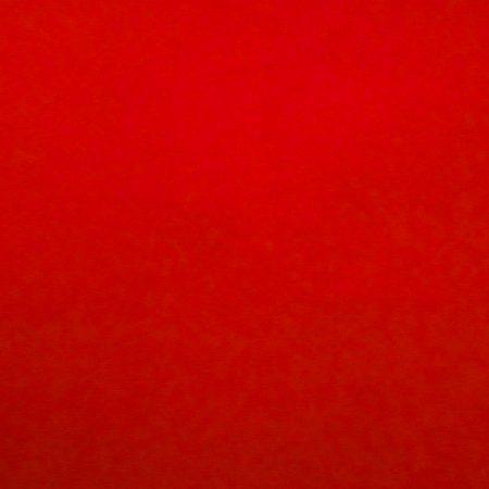 "Bright Red Polyester Felt Sheet 1 Meter x 44"""