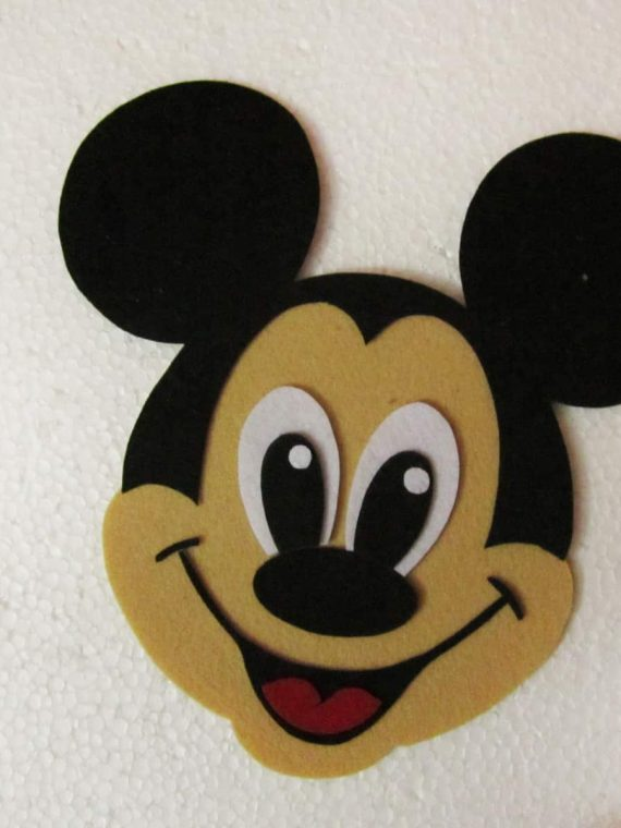 Felt Mickey