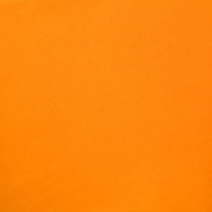 Bright Orange Premium Felt Fabric
