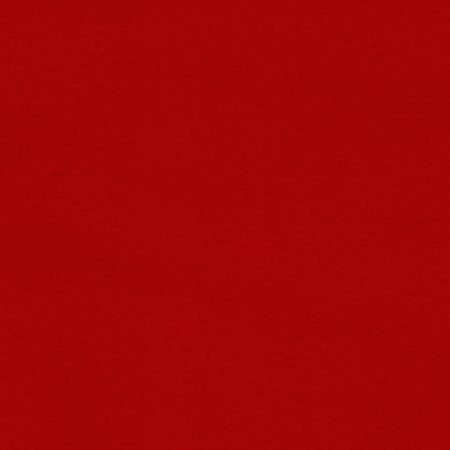 Bright Red Premium Felt Fabric